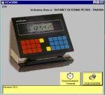 [Immagine della videata del software DCW2000]